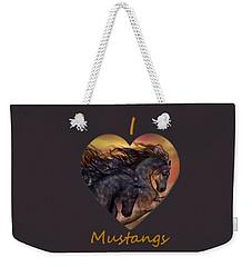 On Sugar Mountain Weekender Tote Bag