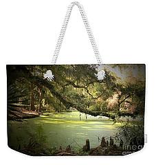 On Swamp's Edge Weekender Tote Bag