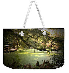 On Swamp's Edge Weekender Tote Bag