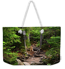 On The Appalachain Trail Weekender Tote Bag