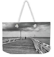 On The Boardwalk 2 Weekender Tote Bag