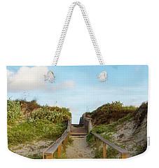 On The Boardwalk Weekender Tote Bag
