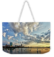 On The Charles II Weekender Tote Bag by Rick Berk
