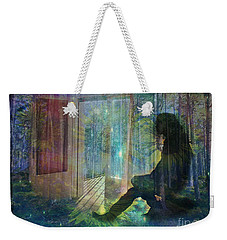 On The Edge Of Summerland 2015 Weekender Tote Bag