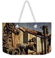 On The Farm 2.0 Weekender Tote Bag by Michelle Calkins