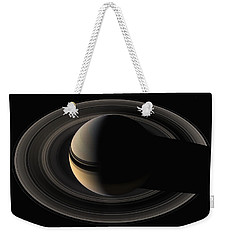 On The Final Frontier Weekender Tote Bag by Nasa