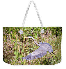 On The Fly Weekender Tote Bag