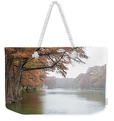 On The Frio River Weekender Tote Bag