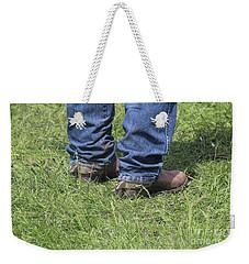 On The Ground Weekender Tote Bag