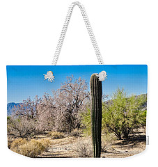 On The Ironwood Trail Weekender Tote Bag
