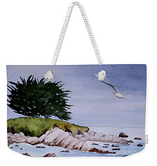On The Lookout Weekender Tote Bag