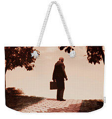 On The Path To Nowhere Weekender Tote Bag
