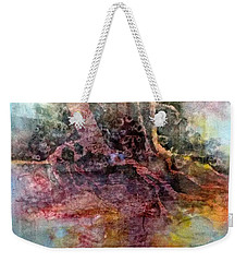 On The Peninsula Weekender Tote Bag