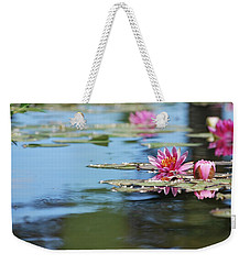 On The Pond Weekender Tote Bag