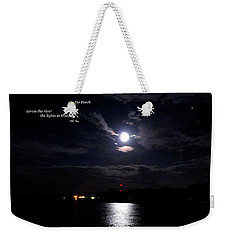 On The Porch Weekender Tote Bag