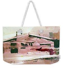 On The Ranch Weekender Tote Bag