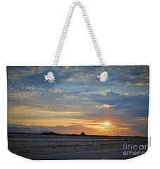 On The Road Weekender Tote Bag by Angela J Wright