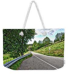 On The Road Weekender Tote Bag