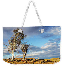 On The Road To Cooma Weekender Tote Bag