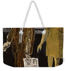 On The Street Weekender Tote Bag