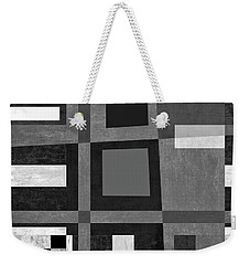 Weekender Tote Bag featuring the photograph On The Tarmac Designer Series 3a20abw by Carol Leigh