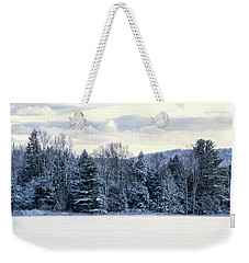 On The Way Home Weekender Tote Bag