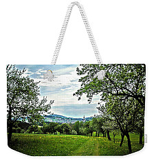 On The Way To Gramastetten ... Weekender Tote Bag