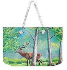 On The Wild Weekender Tote Bag