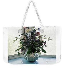 On The Window Weekender Tote Bag