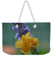 On The Window Sill. Weekender Tote Bag
