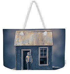Weekender Tote Bag featuring the photograph On Top Of Old Smokey by Edward Fielding