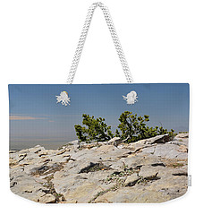 On Top Of Sandia Mountain Weekender Tote Bag