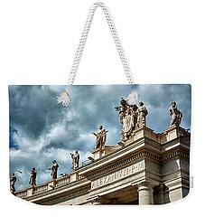On Top Of The Tuscan Colonnades Weekender Tote Bag