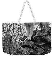 On Top Weekender Tote Bag by Shari Jardina
