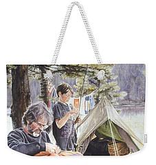 On Tulequoia Shore Weekender Tote Bag