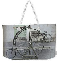 On Your Bike Weekender Tote Bag