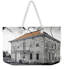 Weekender Tote Bag featuring the photograph Once Loved by Christopher McKenzie