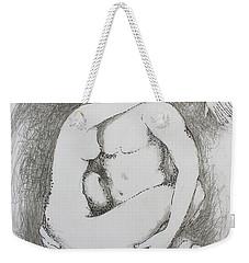 Once Lovers Weekender Tote Bag by Marat Essex