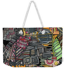 Once Upon A Time Weekender Tote Bag by Sandra Church