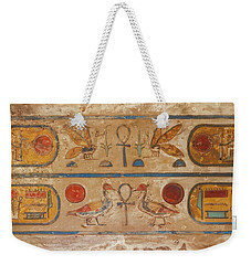 Weekender Tote Bag featuring the photograph Once Upon A Time by Silvia Bruno
