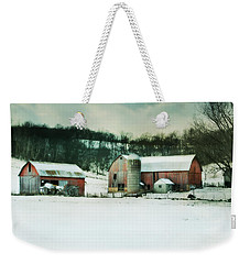 Once Was Special Weekender Tote Bag by Julie Hamilton