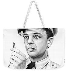 One Bullet Fife Weekender Tote Bag