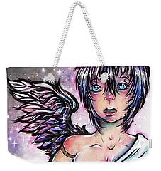 One Dark Wing  Weekender Tote Bag