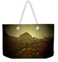 Weekender Tote Bag featuring the photograph One Day by Mark Ross