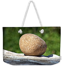 Weekender Tote Bag featuring the photograph One by Ella Kaye Dickey