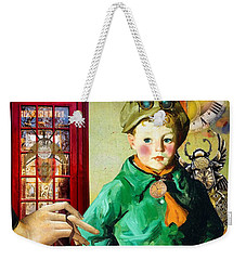 One Enchanted Moment Weekender Tote Bag