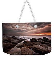 One Final Moment Weekender Tote Bag by Jorge Maia
