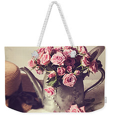 One Fine Day Weekender Tote Bag