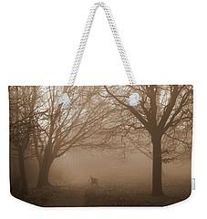One Foggy Morning Weekender Tote Bag