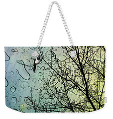 One For Sorrow Weekender Tote Bag